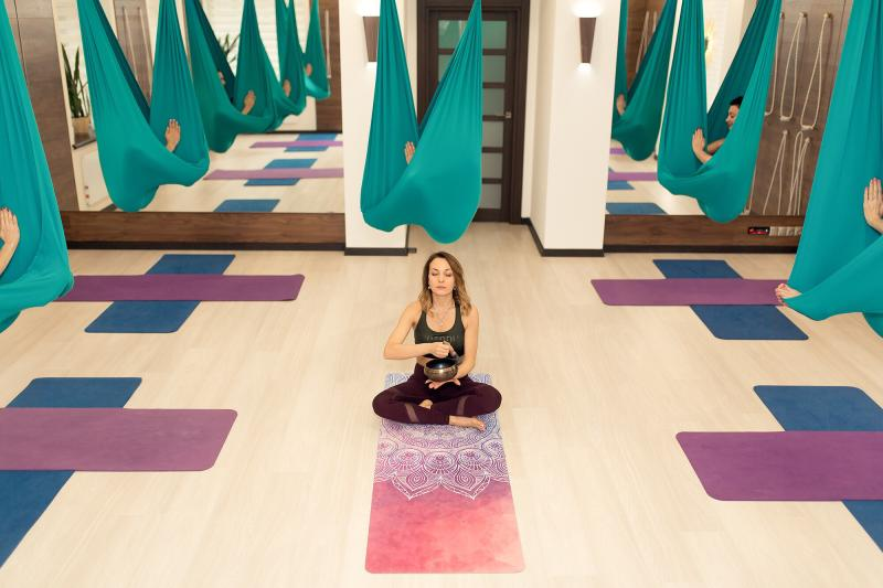 PRANA yoga-studio